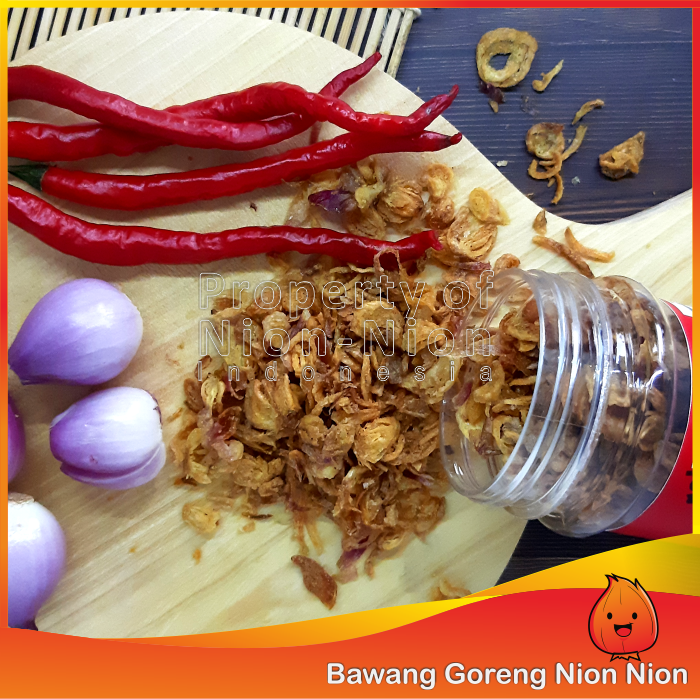 Supplier Bawang Goreng Jambi